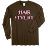 Photo of Long Sleeve T-Shirt for Hairstylists from Modern Process Company