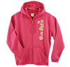 Photo of Zipper Hooded Sweatshirt for Hairstylists from Modern Process Company